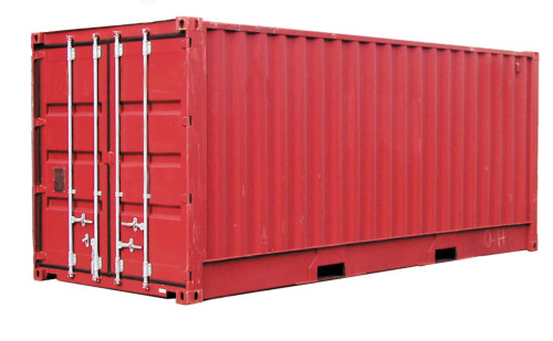 Container Sloof transport
